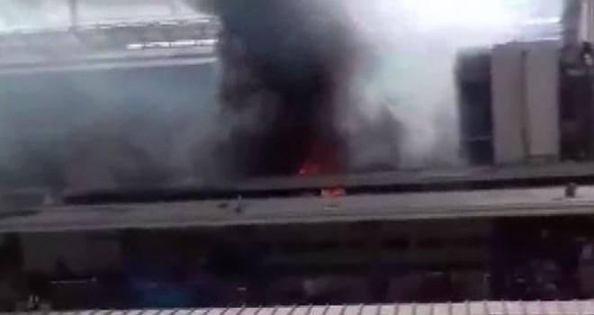 Mısır Başsavcılığı: Tren kazasının nedeni makinist kavgası