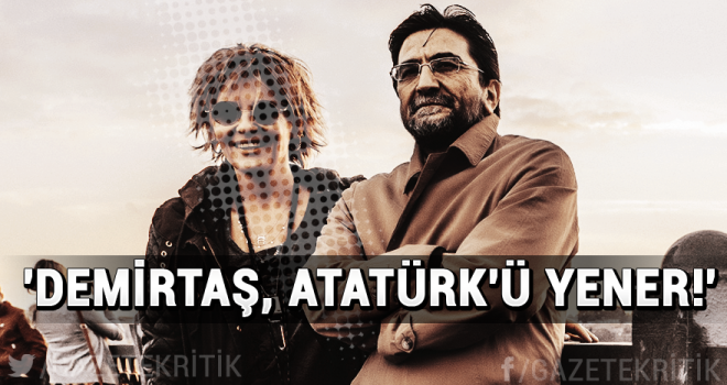 Nihat Genç'ten dikkat çekici sözler: 'Demirtaş, Atatürk'ü yener!'