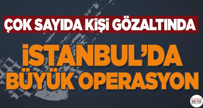 İstanbul'da sahte para operasyonu: Çok sayıda gözaltı var