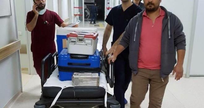 Anneler Günü'nde ölen oğlunun organlarını bağışladı