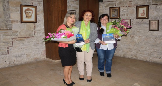 EFES ART GRUBU RESİM SERGİSİ İBRAMAKİ'DE