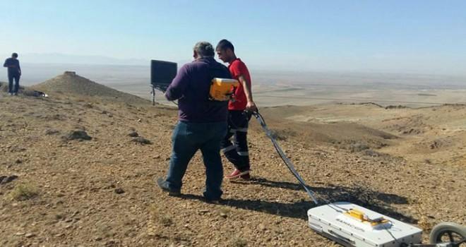 Sakarya'da yeni şehit mezarları radarla tespit edildi