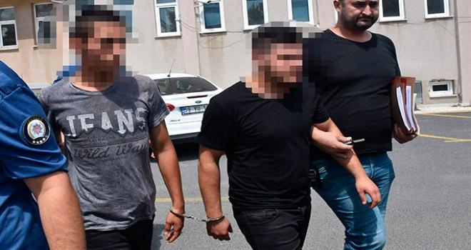 Afganların evini basıp, 1 kişiyi öldüren 4 şüpheli tutuklandı