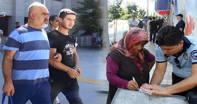 Cumhurbaşkanı'na hakaret şüphelisi masör tutuklandı, dilenci serbest