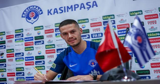 Kasımpaşa, Haris Hajradinovic'i kadrosuna kattı