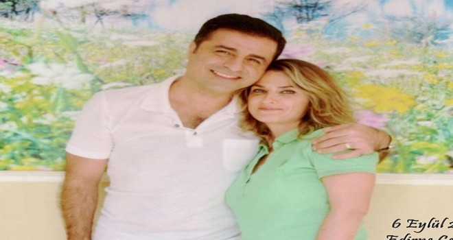 Selahattin Demirtaş'ın eşi ilk defa konuştu
