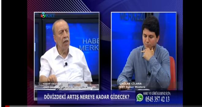 Yaşar Okuyan'dan Cumhurbaşkanı Erdoğan'a: En son açıkladığın mal beyanındaki dolarları bozdun mu?