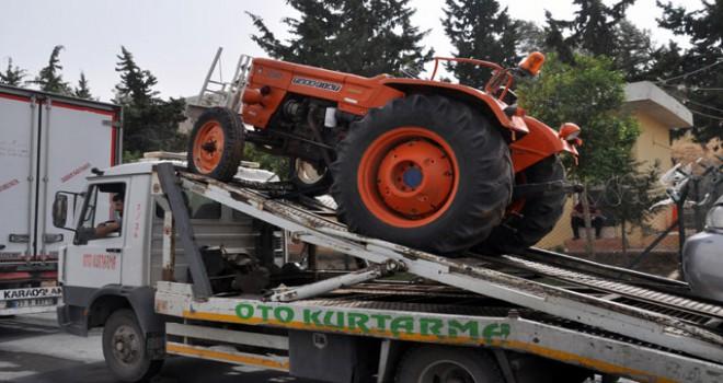 İdlib'e traktör ihraç ediliyor