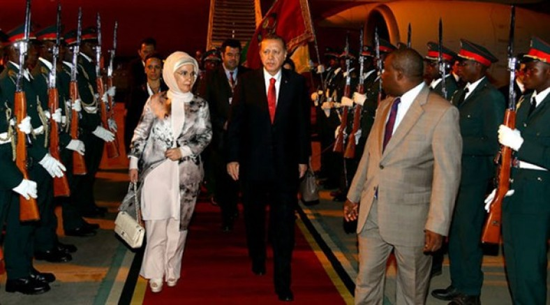 Erdoğan: Mozambik Cumhurbaşkanı'na IMF'ten nasıl sıyrıldığımızı anlattım