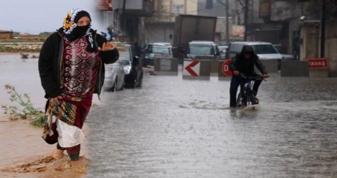 Şanlıurfa'da yağış rekoru
