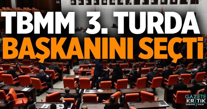 AKP Tekirdağ Milletvekili Mustafa Şentop TBMM Başkanı seçildi
