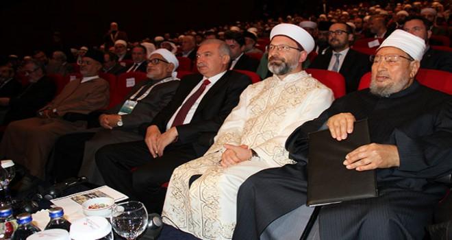 Dünya alimleri İstanbul'da buluştu