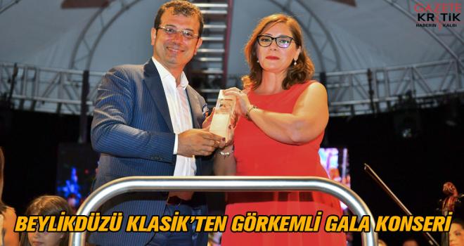 BEYLİKDÜZÜ KLASİK'TEN GÖRKEMLİ GALA KONSERİ