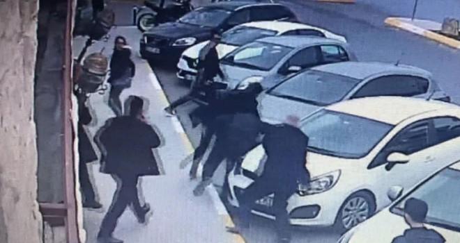 Şantaj iddiasına kurşun güvenlik kamerasında