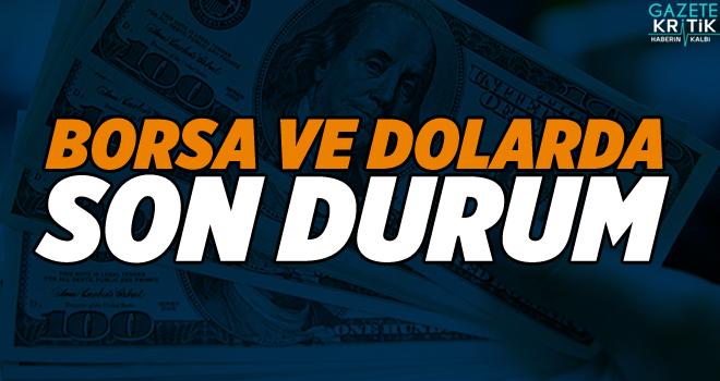 BİST100 günü 91 bin puan düzeyinde tamamladı, dolar 5.45 lirada