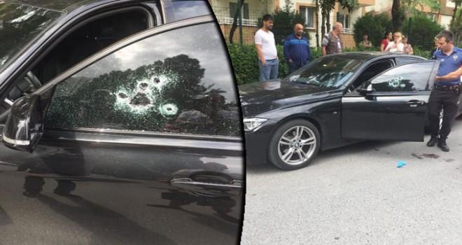 Beylikdüzü'nde silahlı saldırıya uğrayan kadın öldü