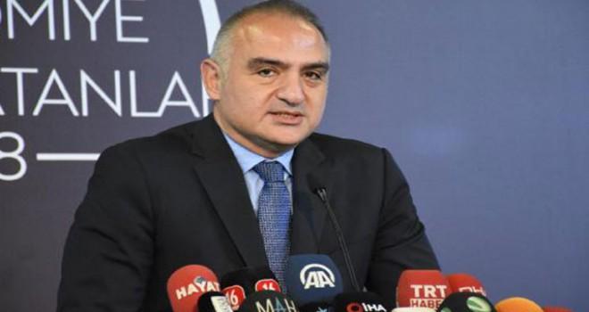 Bakan Ersoy'dan Gülriz Sururi açıklaması