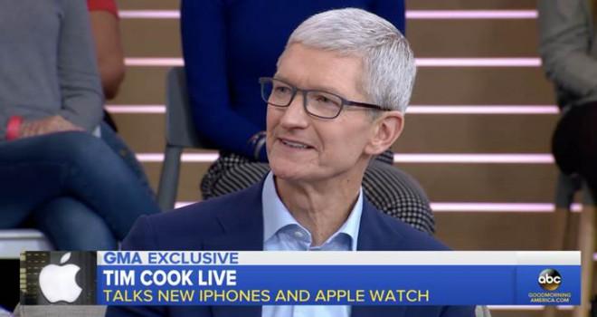 Apple'ın patronundan iPhone fiyatlarıyla ilgili flaş açıklama