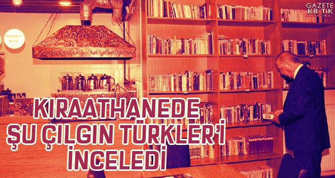 Erdoğan'dan kıraathane ziyareti