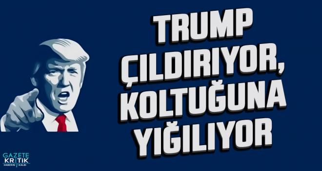 İzmir'deki konut projesi için hazırlanan reklam filmi: Trump çıldırıyor, koltuğuna yığılıyor