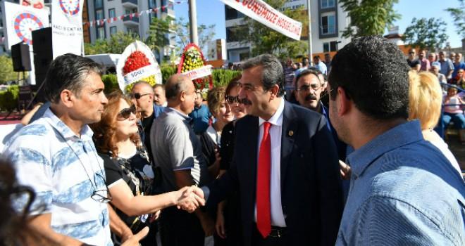 Başkan Çetin, Mevlana'ya seslendi