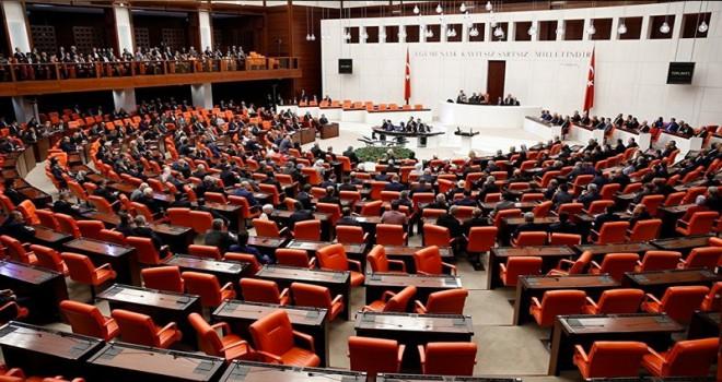 İyi Parti'nin 'beka meselesi', HDP'nin 'Yeşilyurt Apartmanı', CHP'nin 'termik santraller'le ilgili araştırma önergeleri reddedildi