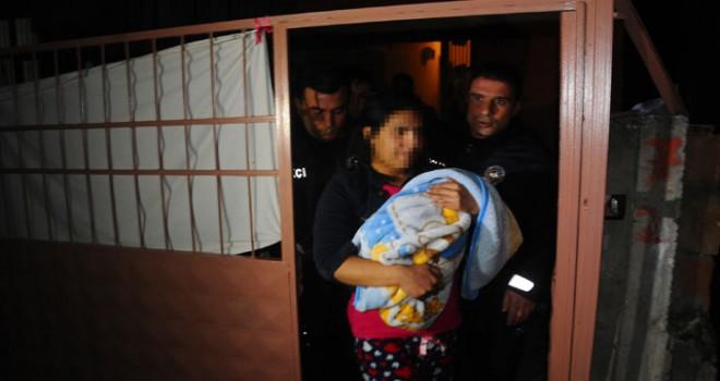İmam nikahlı kadın, 1 yaşındaki çocuğunu döverek öldürdü