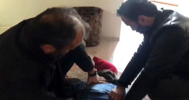 Trabzon'da 40 bin dolar fidye için kaçırılan Iraklı kurtarıldı