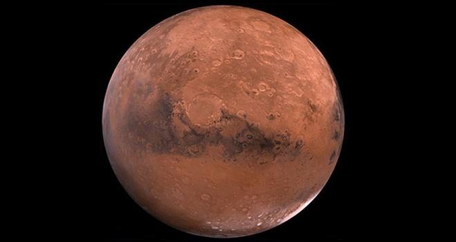 Bilim insanları keşfetti! Mars yüzeyinde…