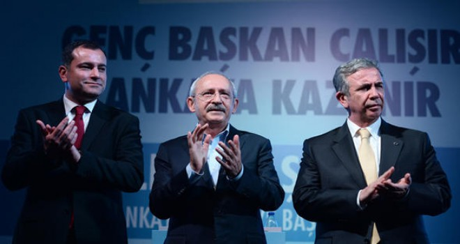 CHP'nin Ankara'da seçimi kazanması için HDP ve...
