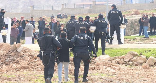 Şanlıurfa'da yıkım gerginliği: 4 gözaltı