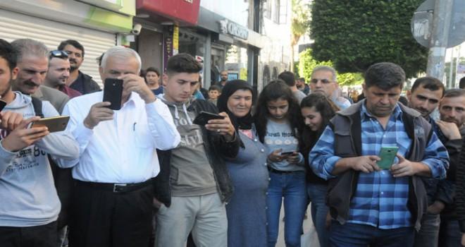 'Grup Üçkardeşler', Adanalılardan büyük ilgi...