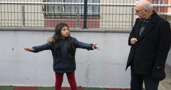 7 yaşındaki Hiranur Demircan'ın vurulduğu parkta...