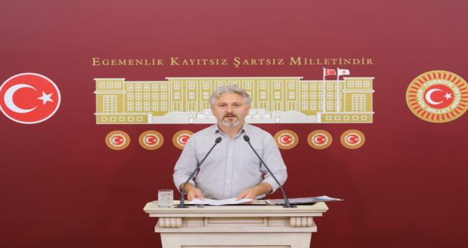 HDP'li Murat ÇEPNİ'den Sinop Nükleer Güç Santrali...