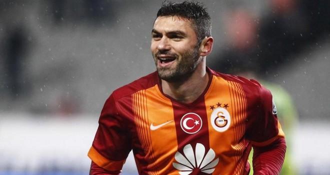 Burak Yılmaz, Beşiktaş'ta