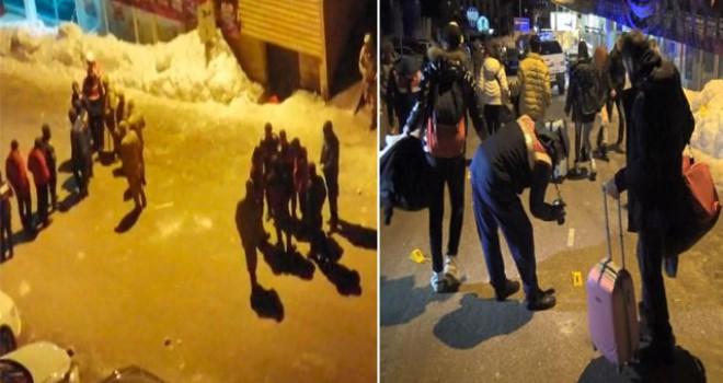 Uludağ'da iki grup arasında silahlı kavga: 3 yaralı
