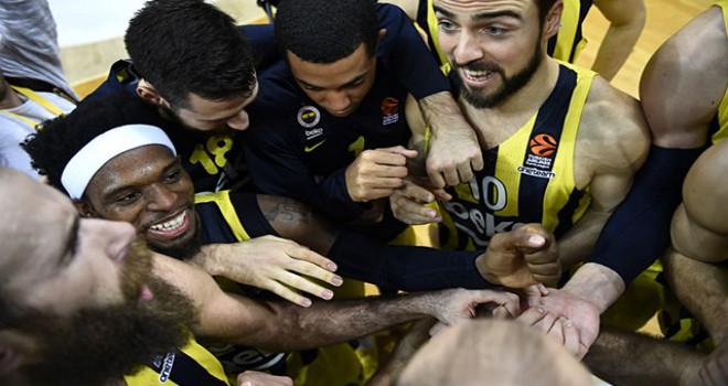 Fenerbahçe Beko - Real Madrid: 65-63