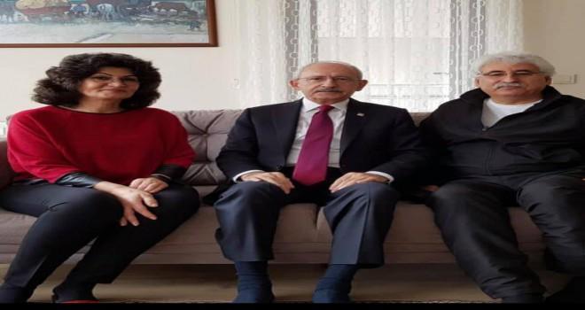 CHP LİDERİ KEMAL KILIÇDAROĞLU'NDAN MEHMET TÜM'E...