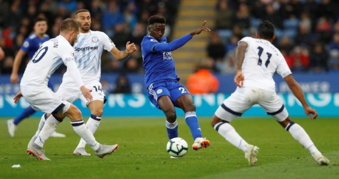 MAÇ SONUCU   Leicester City 1-2 Everton   Cenk Tosun...