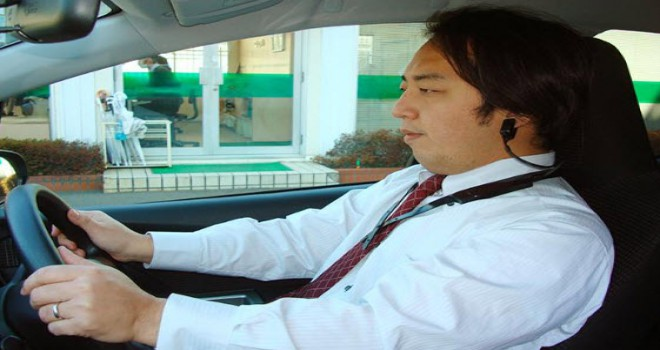 Arabada dikkat dağınıklığını yok eden buluş
