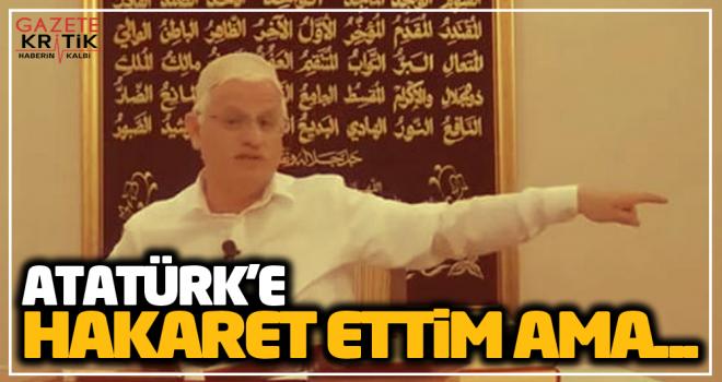 Atatürk'e hakaret davasında 'zaman' tartışması:...