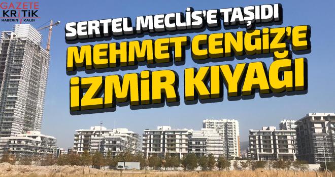 Mehmet Cengiz'e İzmir kıyağı