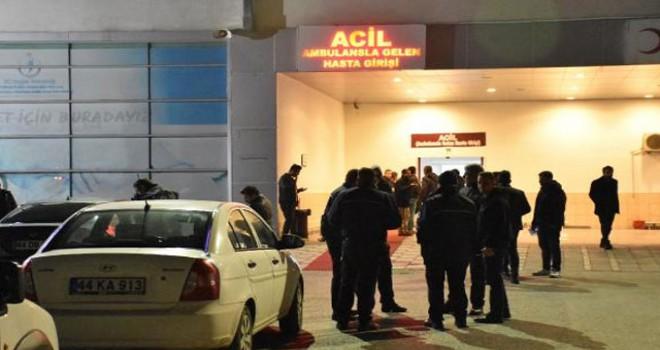 Malatya'da iki grup arasında silahlı kavga: 2 yaralı