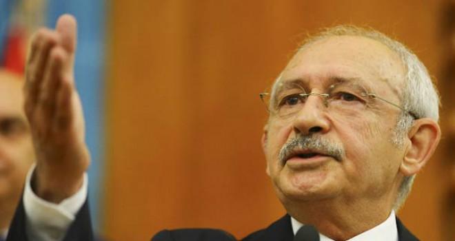 Kılıçdaroğlu: Seçim siyasi faaliyet değil de...