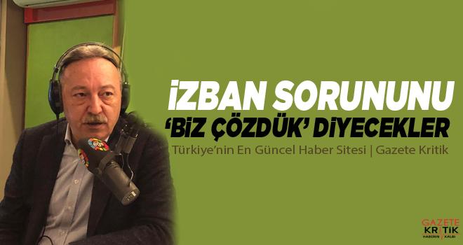 CHP'Lİ TACETTİN BAYIR:İZBAN SORUNUNU 'BİZ ÇÖZDÜK'...