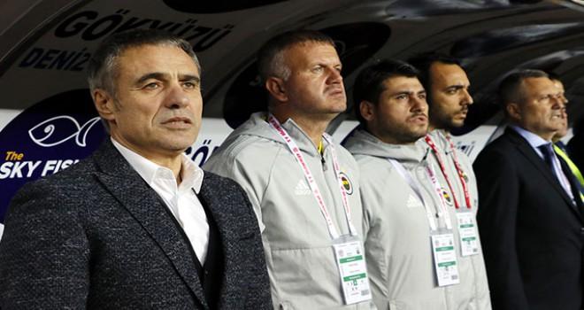Ersun Yanal: Fenerbahçe'nin bu pozisyonda olması...