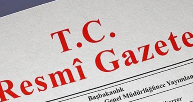 Yeni sistemin ilk bütçesi Resmi Gazete'de