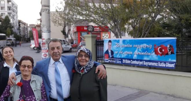 Buca'da her kesimden CHP'li Mehmet Süne'ye büyük...