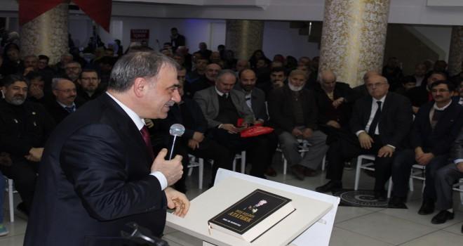 BTP Başkan Adayı Kotil: Belediye bünyesinde tohum...