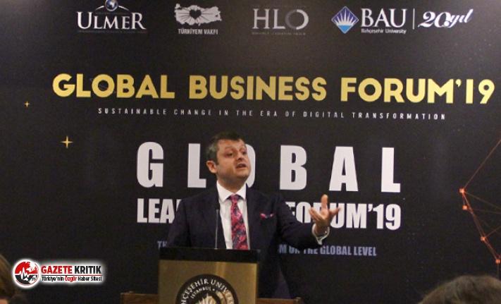 50 konuşmacı Global Liderlik Forumu için bir araya...